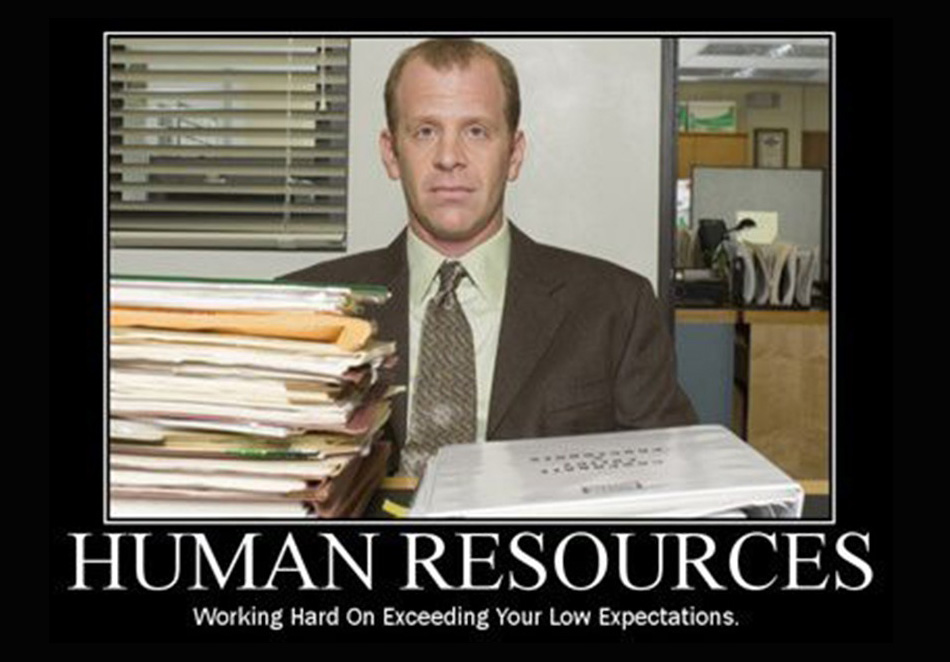 What's the point of Human Resources?